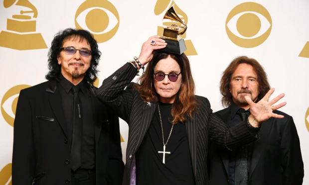 Sabbath Grammy win