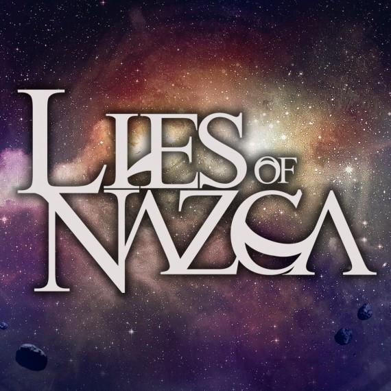 lies of nazca - logo