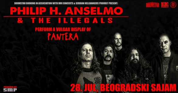 Philip Anselmo & The Illegals