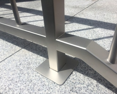 Metallbau Geländer