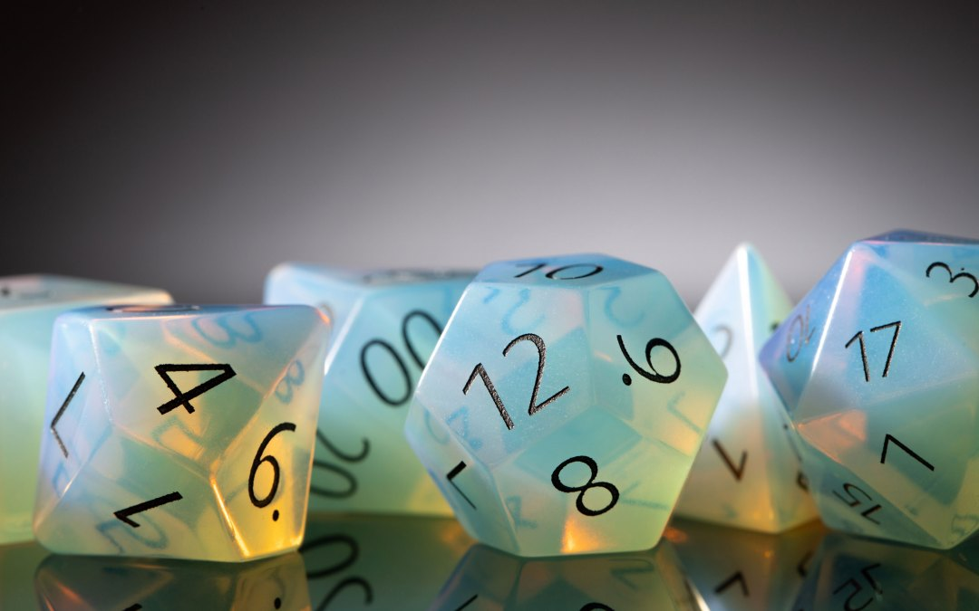 Finding and Caring for the Perfect Dice Set
