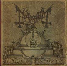 Mayhem – Esoteric Warfare (2014)