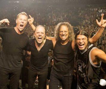Metallica julkistaa tämän kuun aikana Euroopan kiertueen syksyksi 2017