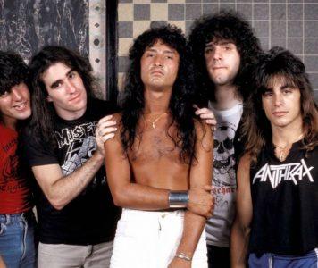 "Anthrax julkaisee 30v. juhlaversion ""State Of Euphoriasta"""