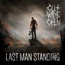 Cut Wide Open – Last Man Standing EP (2015)