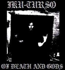 Iku-Turso – Of Death and Gods (2015, demo)