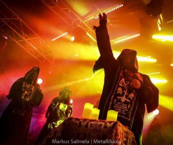 Saatana puuttui peliin – Batushka joutui perumaan Turku Saatanalle V osallistumisensa