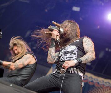 """Amorphis julkaissut virallisen livevideon kappaleesta """"Bad Blood"""""""