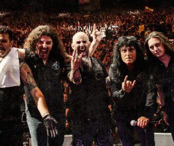 """Anthrax tuo """"Among the Kings"""" – kiertueen myös Seinäjoen Rytmikorjaamoon"""