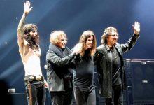 Black Sabbath @Monsters Of Rock, Helsinki Kaisaniemi, 7.7.2016