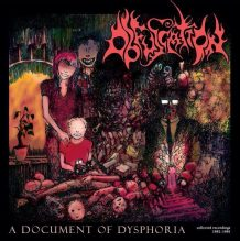 Obfuscation – A Document Of Dysphoria 1992 – 1995 (2016)