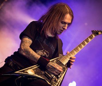 Children Of Bodomin Alexi Laiho: Emme koskaan lopeta kiertämistä