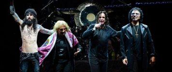 Black Sabbath jättänyt jäähyväiset: katso videoita päätöskeikalta
