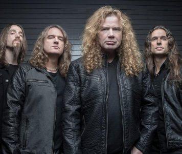 Megadeth KuopioRockiin heinäkuussa!