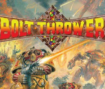 """Bolt Throwerin """"Realm Of Chaos"""" julkaistaan uudelleen vinyylinä 31.3.2017"""