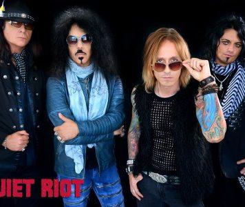 """Quiet Riot palaa """"Road Rage"""" levyllä: kuuntele single """"The Seeker"""""""