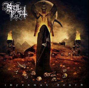 Spell Of Torment – Infernal Death single (2017)