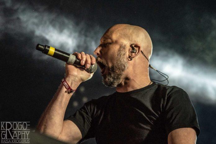 Meshuggah Tuskassa 2018