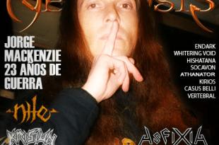 Cuarta edicion revista Virtual Metal Live Colombia