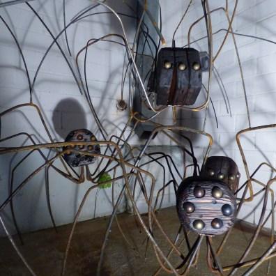 Spider Nest - Metal Mantis - Colby Brinkman