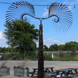 Feather Horn 5 - Feather Horn - Metal Mantis - Colby Brinkman
