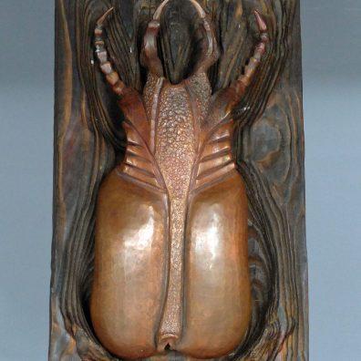 Noble Beetle – Metal Mantis – Colby Brinkman