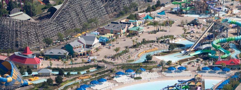 Six Flags Hurricane Harbor