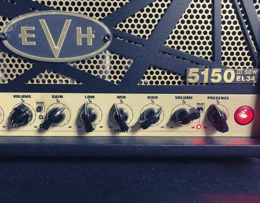 real amp metal tone - ideal settings