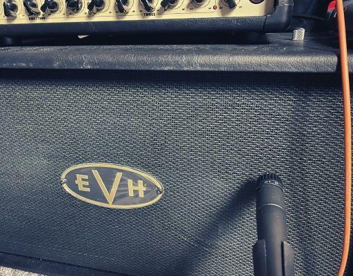 real amp metal tone - mic
