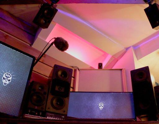 studio acoustics and room treatment