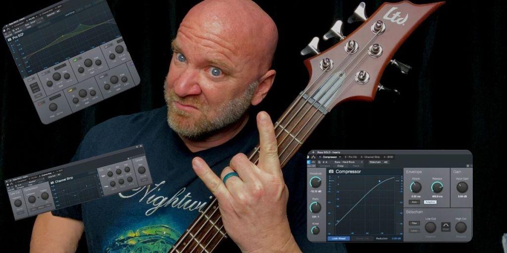 Bass Tone with DAW Plugins