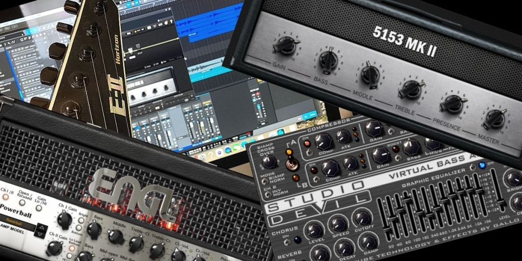 recording with metal amp sims - tips