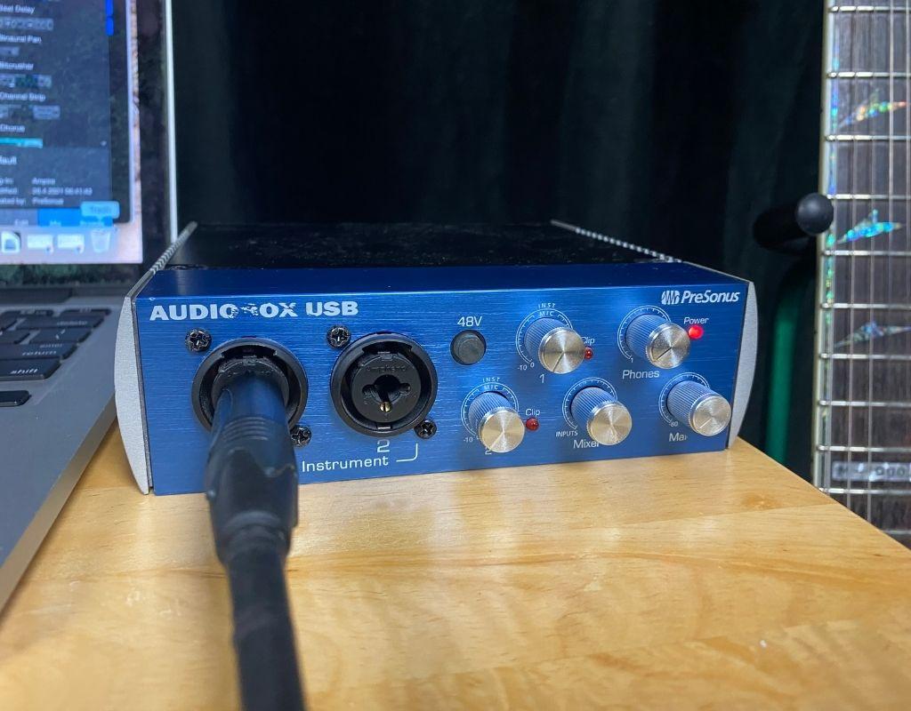 Presonus AudioBox USB Interface