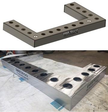 Drewco CNC toolholder