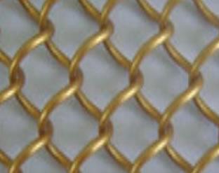 metal mesh drapery chain link mesh