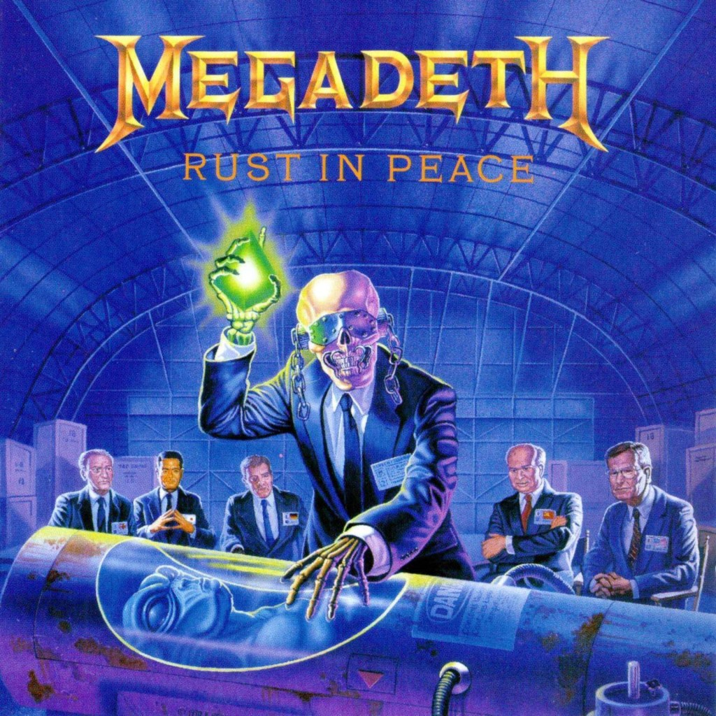 Megadeth – Rust in Peace – 25 Days of Christmas – Metal Countdown: Day 9