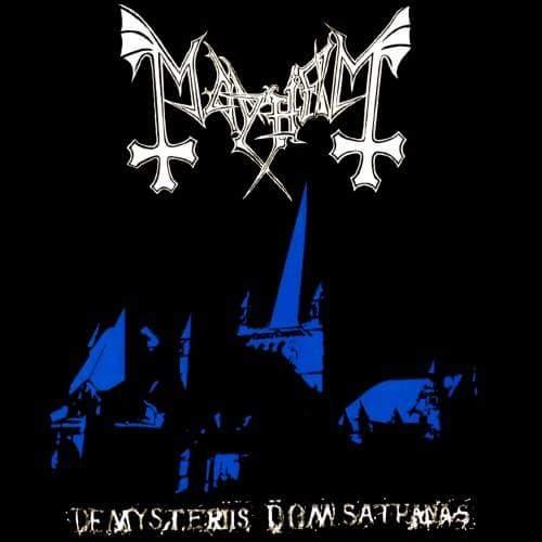 Mayhem – De Mysteriis Dom Sathanas – 25 Days of Christmas – Metal Countdown: Day 6