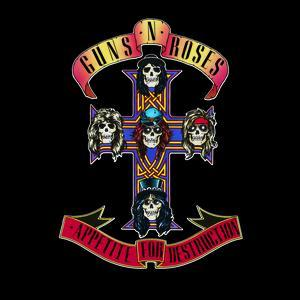 Guns N Roses – Appetite for Destruction – 25 Days of Christmas Metal Countdown: Day 23