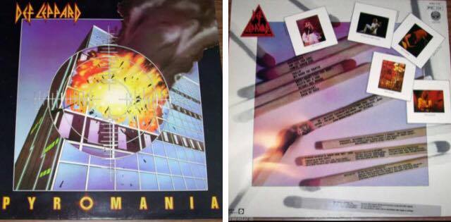 Def Leppard Pyromania – Must Own Heavy Metal/Hard Rock Albums