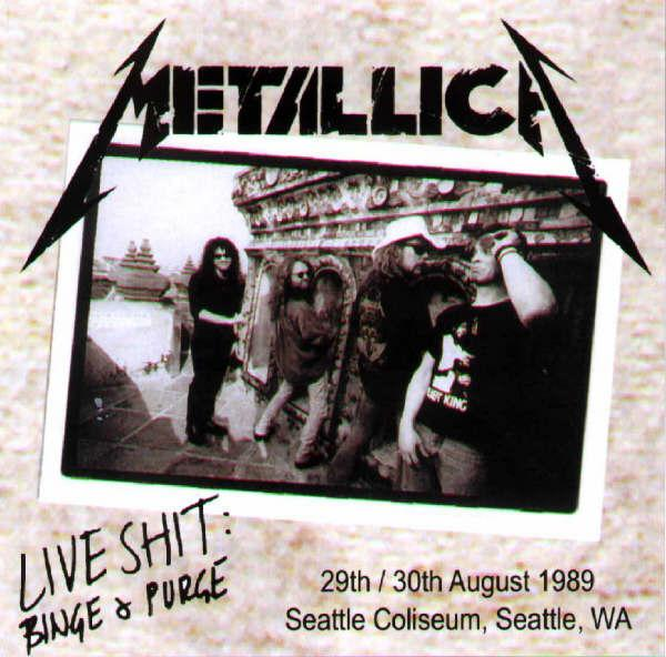 The Night Metallica Owned Metal