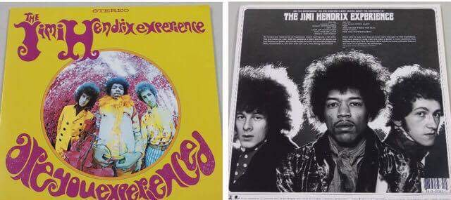 Albums That Built The Foundation Of Heavy Metal : The Jimi Hendrix Experience – Are You Experienced?