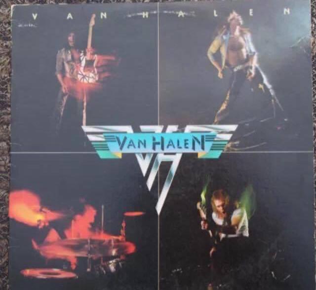 Van Halen – Van Halen (1978 Debut) Must Own Heavy Metal/Hard Rock Albums