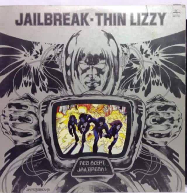 Thin Lizzy – Jailbreak | Albums That Built The Foundation Of Heavy Metal