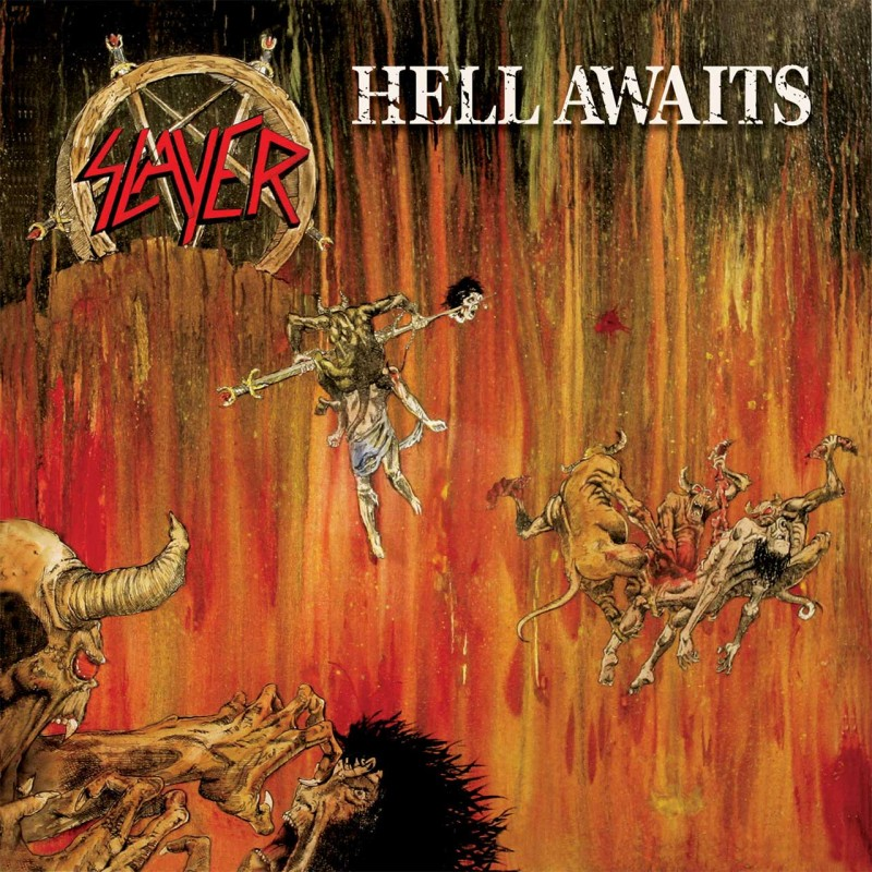 Slayer – Hell Awaits   Must Own Hard Rock/Heavy Metal Albums
