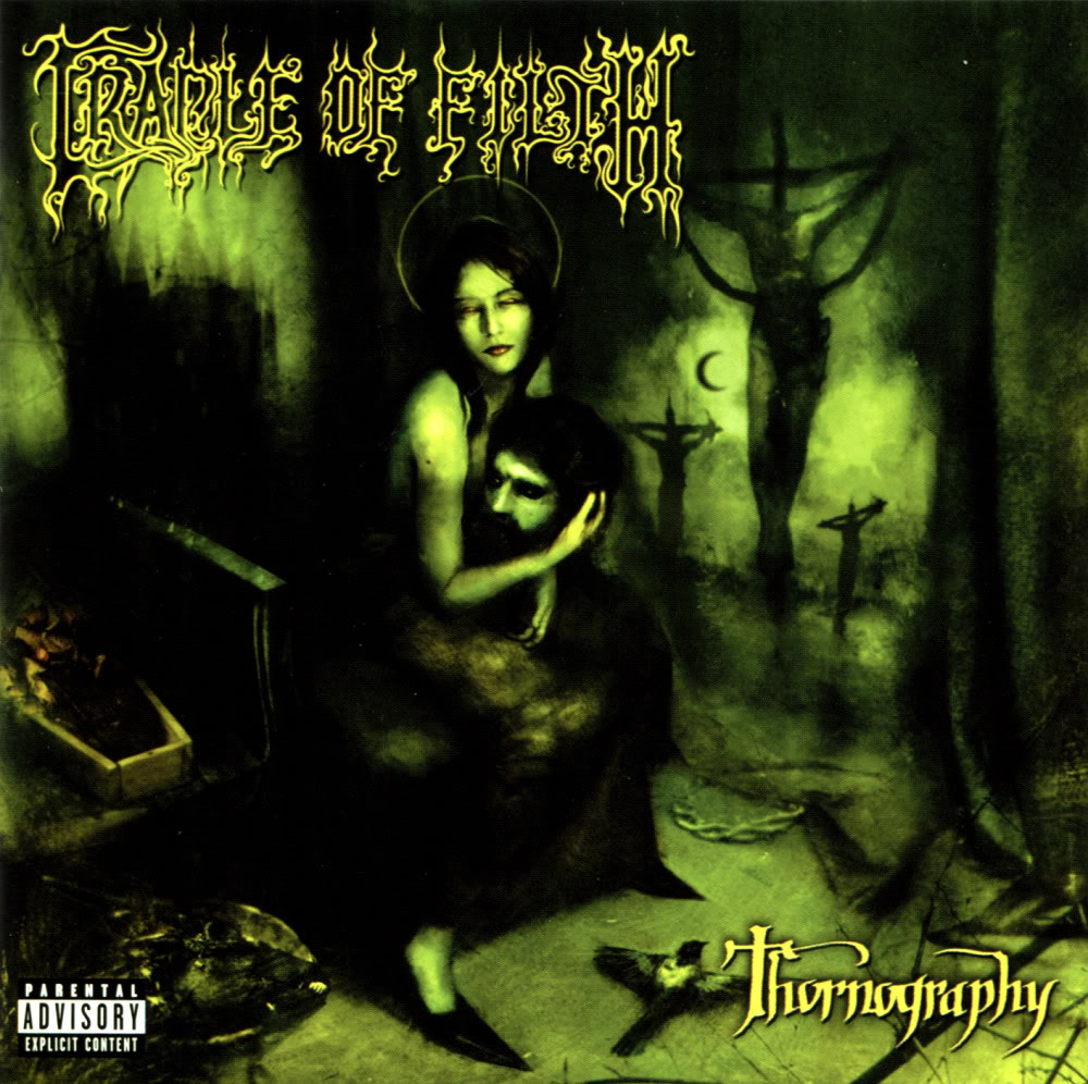 Cradle of Filth and 'Thornography'