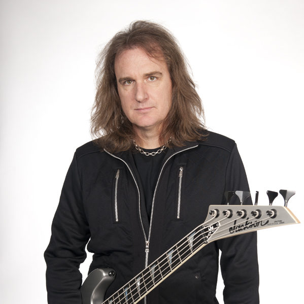 Megadeth's Dave Ellefson: Music Is A Gift From Our Creator