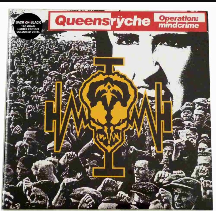 Queensryche-Operation Mindcrime : Must Own Heavy Metal/Hard Rock Albums