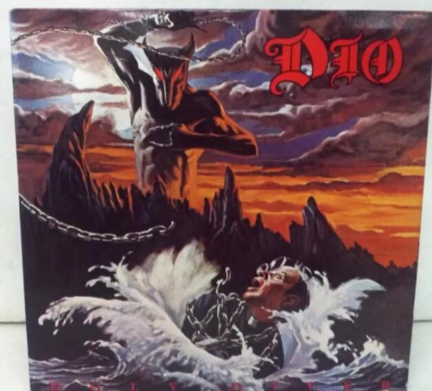 Dio-Holy Diver : Must Own Heavy Metal/Hard Rock Albums