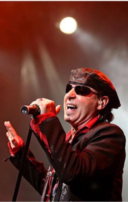 Scorpions Frontman Klaus Meine At 68 Years Old :