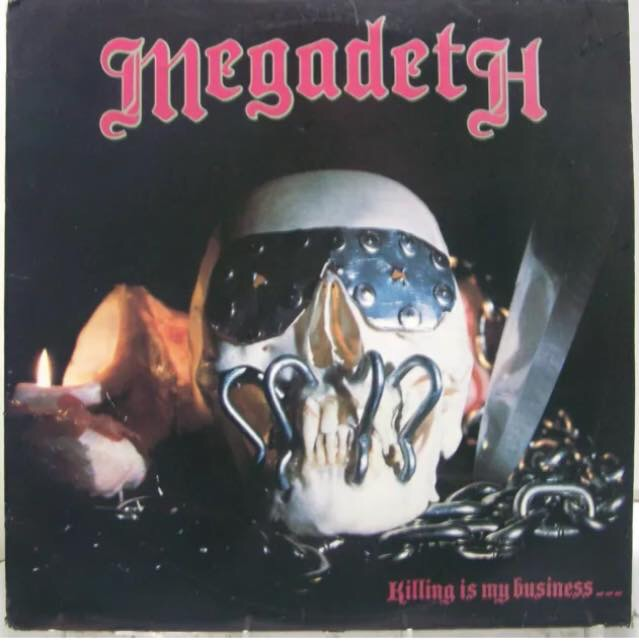 Megadeth-Killing Is My Business…(And Business Is Good) : Must Own Heavy Metal/Hard Rock Albums